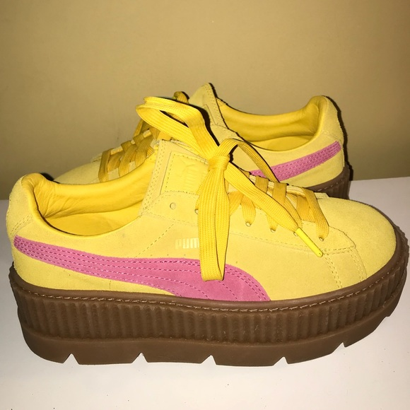 official photos d954a b2590 Cleated Creepers / Fenty Puma